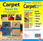 Liquid Leather Quick 20 Carpet Repair Kit - (20-012)