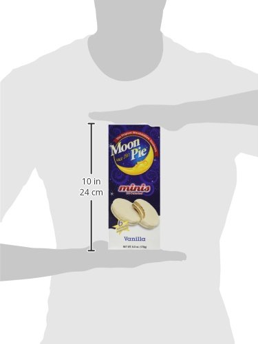 Moon Pies (2 Box) Chocolate and Vanilla