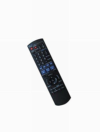 Compatible Used Replacement Remote Control for Panasonic DMR-EA38VK N2QAYB000211 DMR-ES46VS DMR-ES45VS DVD VCR Recorder Player -  HCDZ, HCDZ-X16474