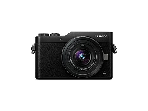 Panasonic Lumix DC-GX850 Mirrorless Micro Four Thirds Digita