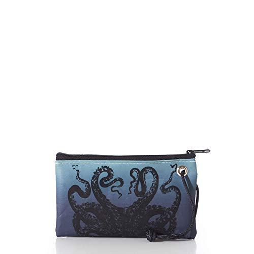 Sea Bags Octopus On Blue...