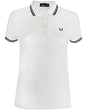 Men's Twin Tipped Shirt White/Black
