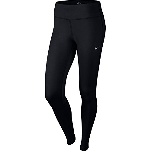 Nike Women's Dri-FIT? Epic Run Tight Black/Black/Reflective Silver XL X 28