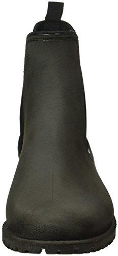 Liefde Kind Berlijn Dames Ls0133 Rubber Chelsea Boots Black (zwarte Ninja 9998)