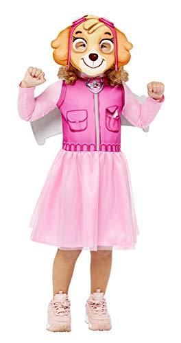 Disfraz oficial de Nickelodeon Skye Paw Patrol 3-4 y 4-6 años