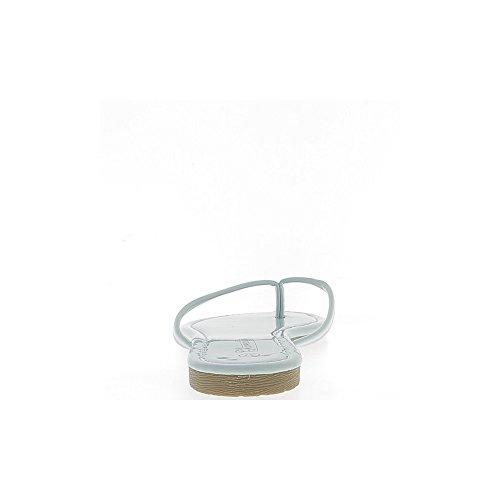 Infradito blu cielo per 0,5 cm talonette