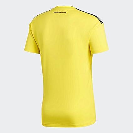 adidas Colombia Camiseta de Equipación, Hombre: Amazon.es: Deportes y aire libre