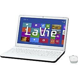 PC-LS550J26W LaVie Sの商品画像