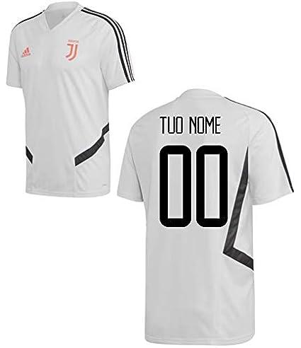 Nuova Maglia Calcio Juventus (BONUCCI 19) Prima 2019 2020