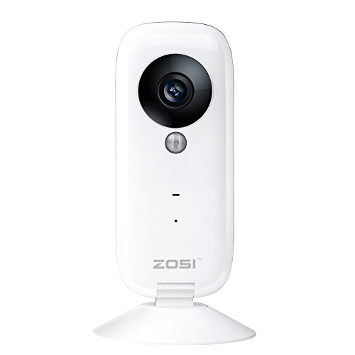 Video Surveillance Cameras ZOSI Q2 Wireless IP Cameras, Baby Monitor and  Home Security Camera,720P