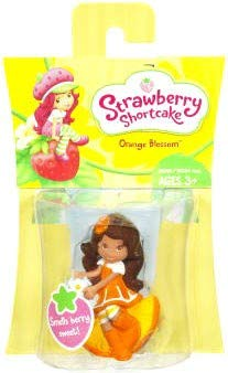 (Strawberry Shortcake Basic Figure Orange Blossom)