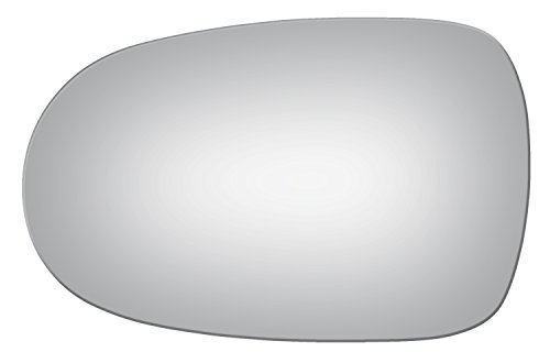 Burco 2917 Driver Side Replacement Mirror Glass for 2000-2006 Nissan Sentra