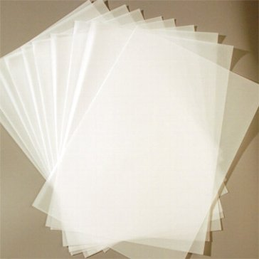 100 Sheets Translucent vellum paper A4 100 gsm for Laser /& Inkjet Printers by Zanders T2000