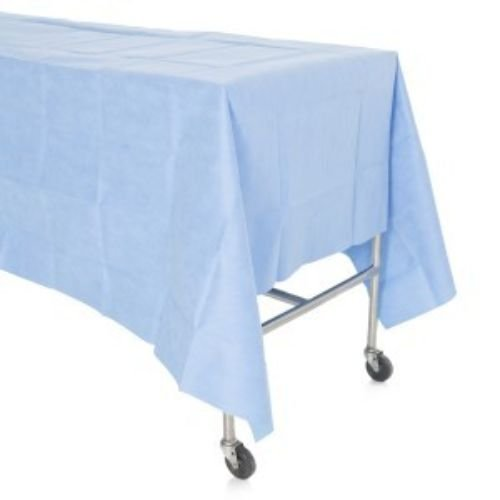 Halyard Health 42224 Standard Back Table Cover, Sterile, Standard Fabric, 60'' x 90'' (Pack of 36)