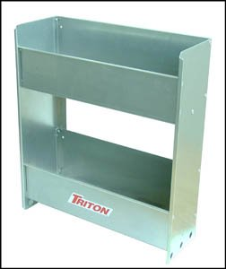 Triton 10554 Two Shelf Oil Rack