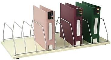 10 Slot Desktop Sorter /& Binder Storage