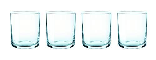 Stelton Simply Glasses 4 Pcs. - Blue, 0,25 L., Glass Set,Drinking Ware, 701-2-1