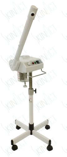 Skin Act Facial Ozone Steamer with Movable (Facial Steamer Ozone)