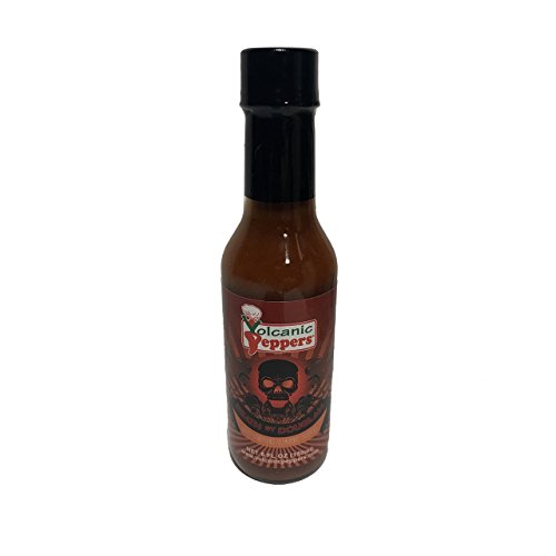 Death by Douglah Hot Sauce - 5 fl oz by Volcanic Peppers
