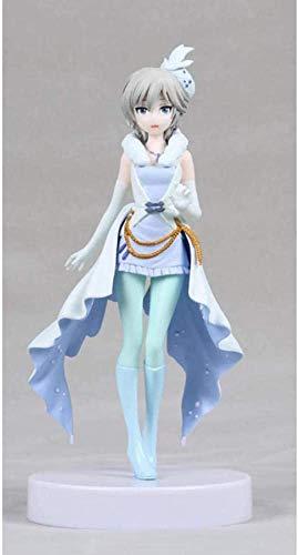 Figura de Anime Figura de Anime el Idolm STER Cinderella Girls Anastasia Love Laika Figura de accion 18cm Decoracion del hogar