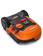 Worx Landroid M Wr141E Robotmaaier, Voor Kleine Tuinen Tot 500 Vierkante Meter, Oranje/Zwart