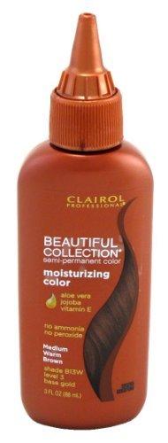 (Clairol Beautiful Collection #B013W Medium Warm Brown 3 oz.)