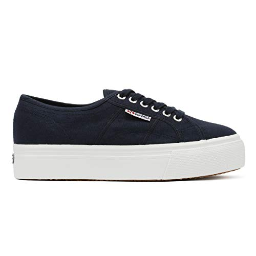Baskets 2790 Superga Basses Linea Up Acotw White And Femme Navy Xq1gwP