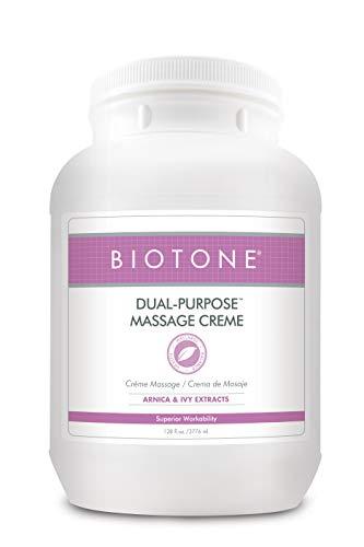 BIOTONE Dual-Purpose Massage Creme - 1 Gallon ()