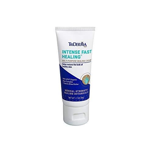 Triderma Intense Fast Healing Cream, 1.7 Ounce ()