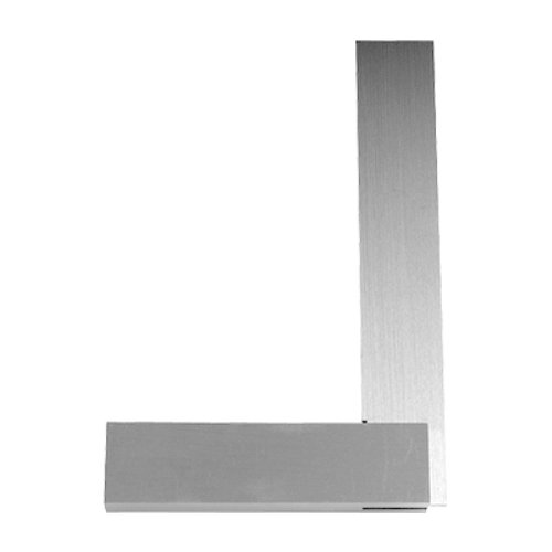 HHIP 4901-1208 Machinist Steel Square, 12'' Size, 8'' Beam
