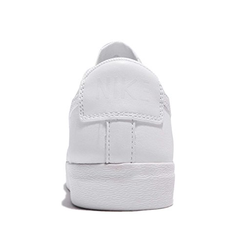 Nike W Blazer Low Le, Zapatillas de Baloncesto Para Mujer, Blanco (White/White/White 104), 38.5 EU