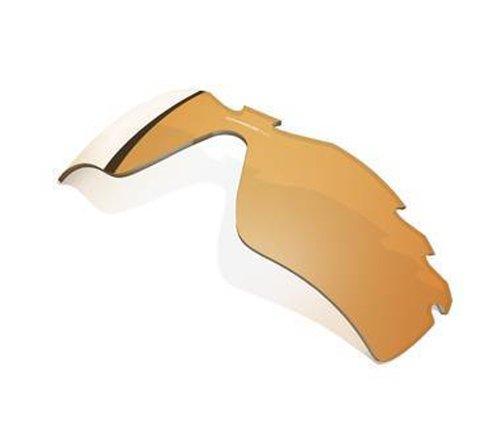 Oakley Men's Radar Path Edge Sunglasses,Multi Frame/Persimmon Lens,One - Replacement Prescription Lens