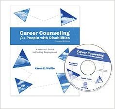 Book Career Counseling for People With Disabilities: A Practical Guide to Finding Employment