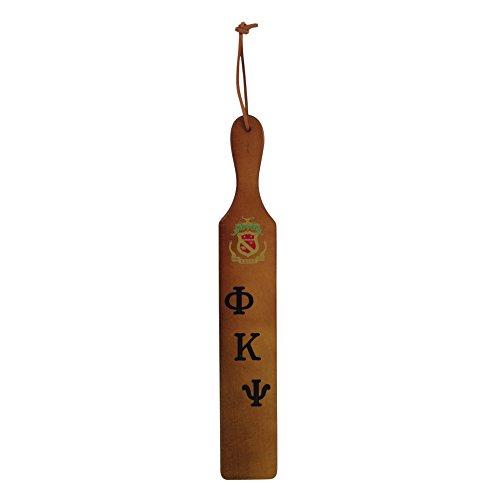 Phi Kappa Psi Fraternity Traditional Walnut Paddle Greek Decorative Paddle Phi Psi Alpha Phi Alpha Paddle