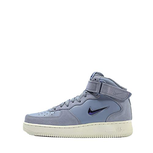 Force Nike Uomo White Mid Void Scarpe '07 blue Ginnastica Air Lv8 Slate Multicolore 402 1 ashen Da summit Basse grwqTZg5vx