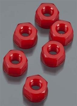 RJ SPEED 7218 Diff Lock Nuts 1/4-28 (6) RJSC7218 ()