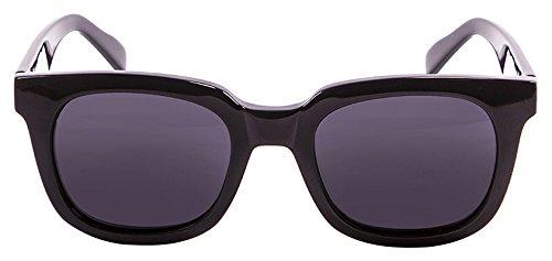 Lenoir Eyewear LE61000.9 Lunette de Soleil Mixte Adulte, Noir