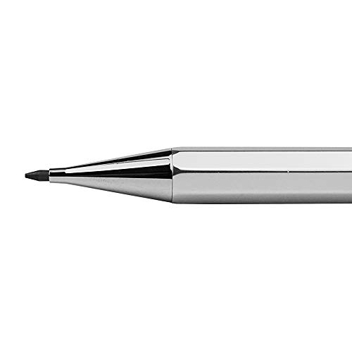 Kaweco Special Mechanical Pencil, Silver Glossy, 2.0mm with Kaweco tin box (Rare and Limited) by Kaweco (Image #2)