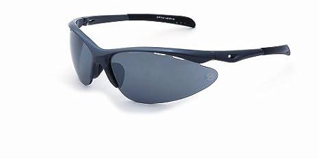 Óptica Gafas de sol Banshee nerviosas, carbono brillante ...