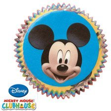 Disney Mickey Mouse Clubhouse Baking Cups - 50 Pack