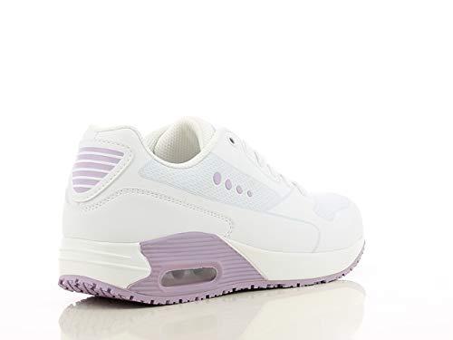Oxypas ELAS3901LBL ELA SRC lavoro sneaker