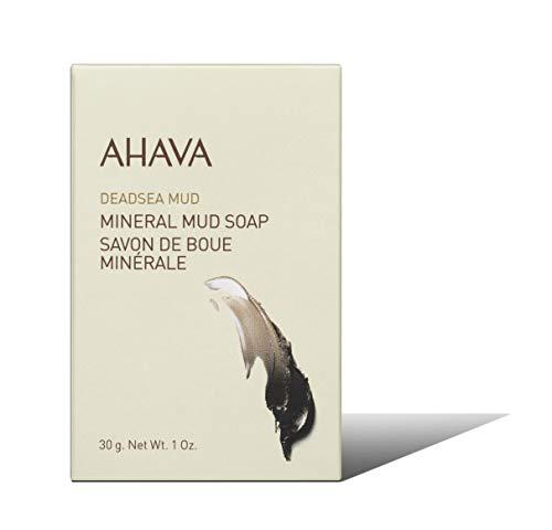 AHAVA Dead Sea Purifying Mud Soap, 3.4 Fl Oz