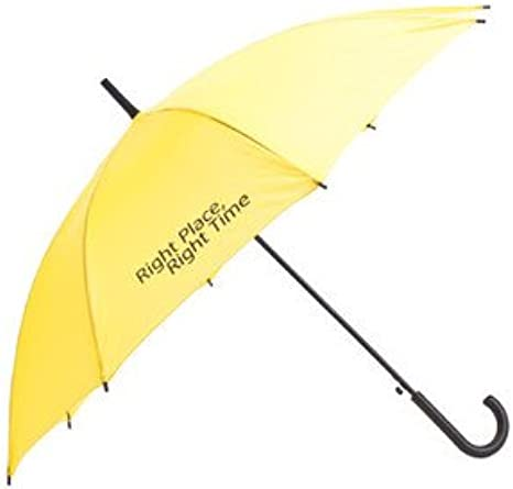 Yellow Umbrella with