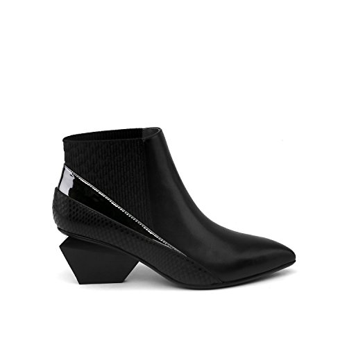 United Nude Women's Jacky Lee Fashion Boot Black ivacLZWsX