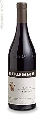 Langhe Nebbiolo DOC Oddero 0,75 lt.