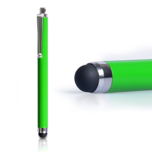 Yousave Accessories Huawei Ascend G6 Green Touch Screen Stylus Pen