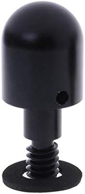 Kalttoy 1 pieza de protector de parachoques trasero para Benz Smart Fortwo anti colisi/ón