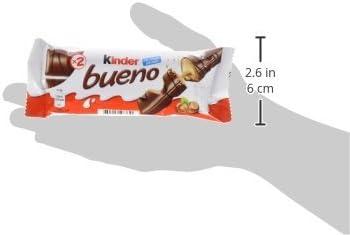 Kinder Bueno Snack de Chocolate - 43 gr: Amazon.es: Alimentación y ...