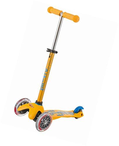Micro Mini Deluxe apricot Kinderscooter