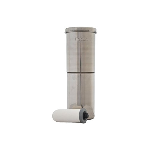 ProPur SCOUT Stainless Steel Water Filtration - Includes 2 x ProOne G2.0 5